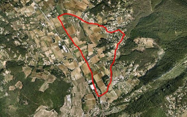 La Reppe, 4 km