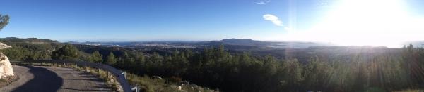 Panorama de Toulon à Bandol en passant par Giens, St-Mandrier, Six-Fours et Sanary