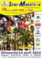 Semi-marathon d'Hyères 2014