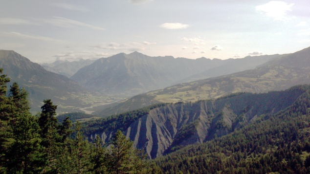 La vallée de l'Ubaye