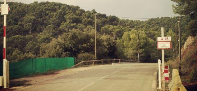 Route de la corniche