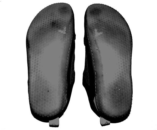 Semelles des Vivobarefoot Aqua II (constraté)